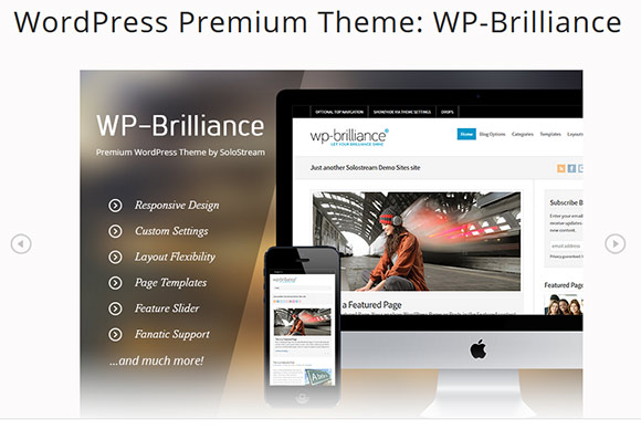 SoloStream WP-Brilliance Coupon